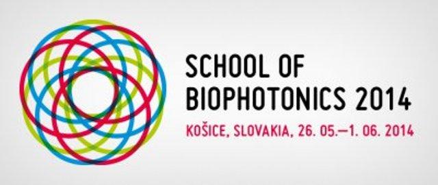 Konferencia ŠKOLA BIOFOTONIKY 2014